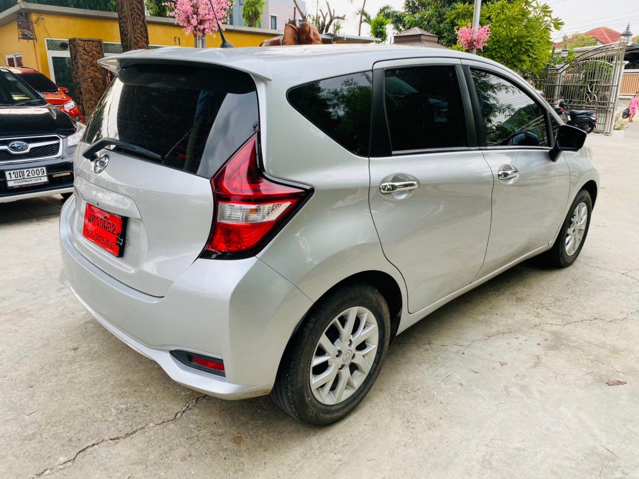 🌈ปี2020 Nissan Note 1.2  VLรุ่นTOP   🌈ไมล์แท้💯%  23,xxx กม. รูปที่ 5