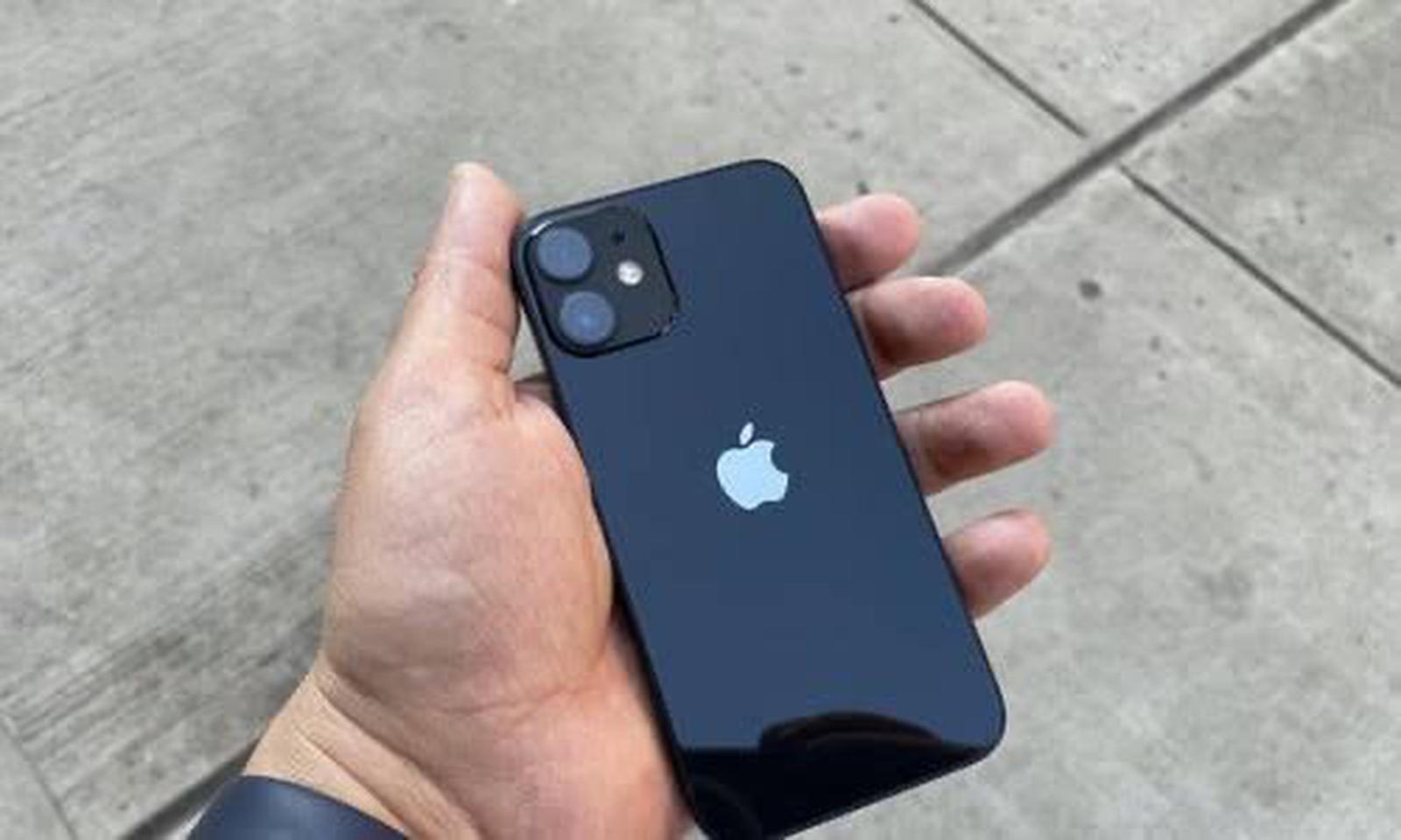 ไอโฟน 12 สีดำ รูปที่ 3