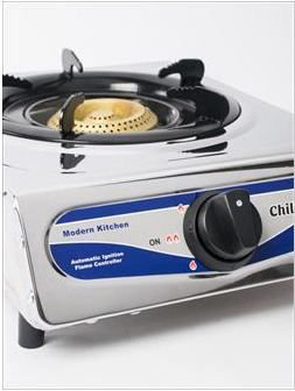 เตาแก๊สหัวเดี่ยว Chili Kitchen รูปที่ 1
