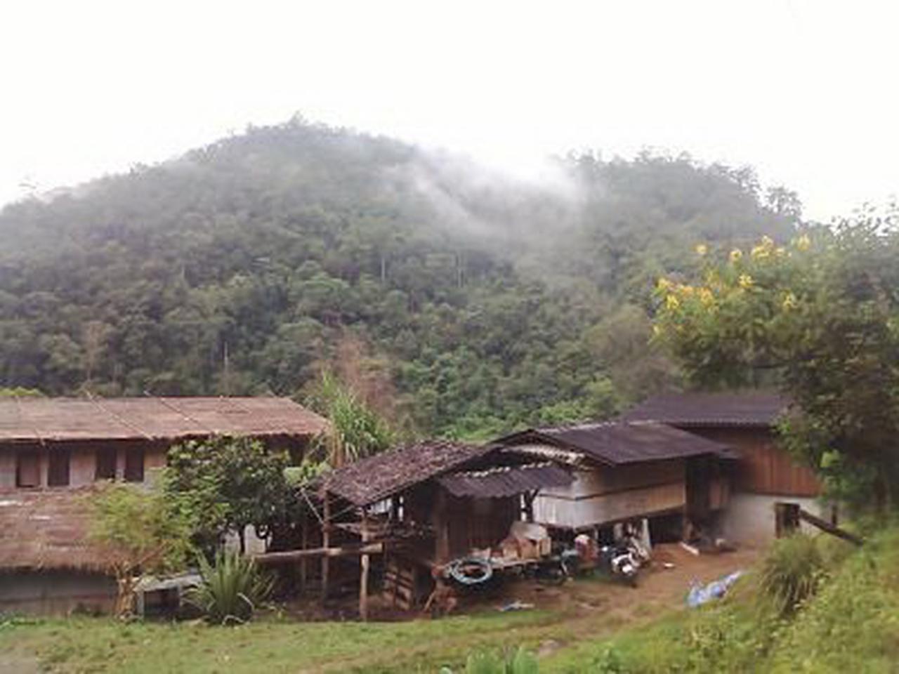 ขายบ้านโฮมสเตย์ ขนาดเล็กๆ สวยมากๆ ดอยสูง ป่าลึกบนดอย เชียงใหม่  อ.กัลยาณิวัฒนา ไปได้เส้นปาย-เส้นสะเมิง รูปที่ 5