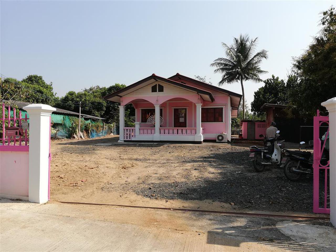 SS156ขายบ้านชั้นเดียวพร้อมที่ดิน0-2-09ไร่ติดทางสาธารณประโยชน รูปที่ 6