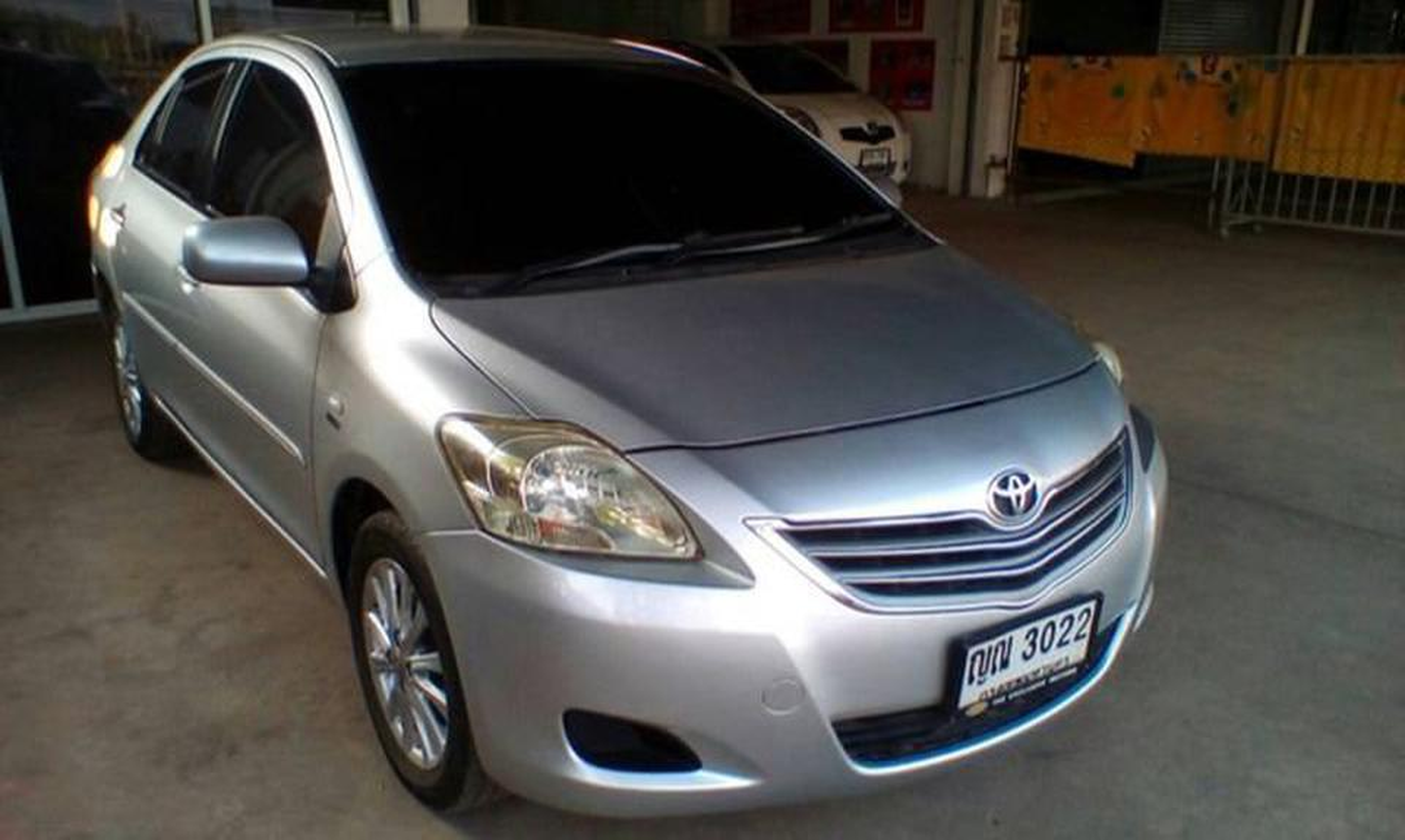Toyota vios 1.5 Ev ปี2011 รถสวย นางฟ้า มีของแถม รูปที่ 1