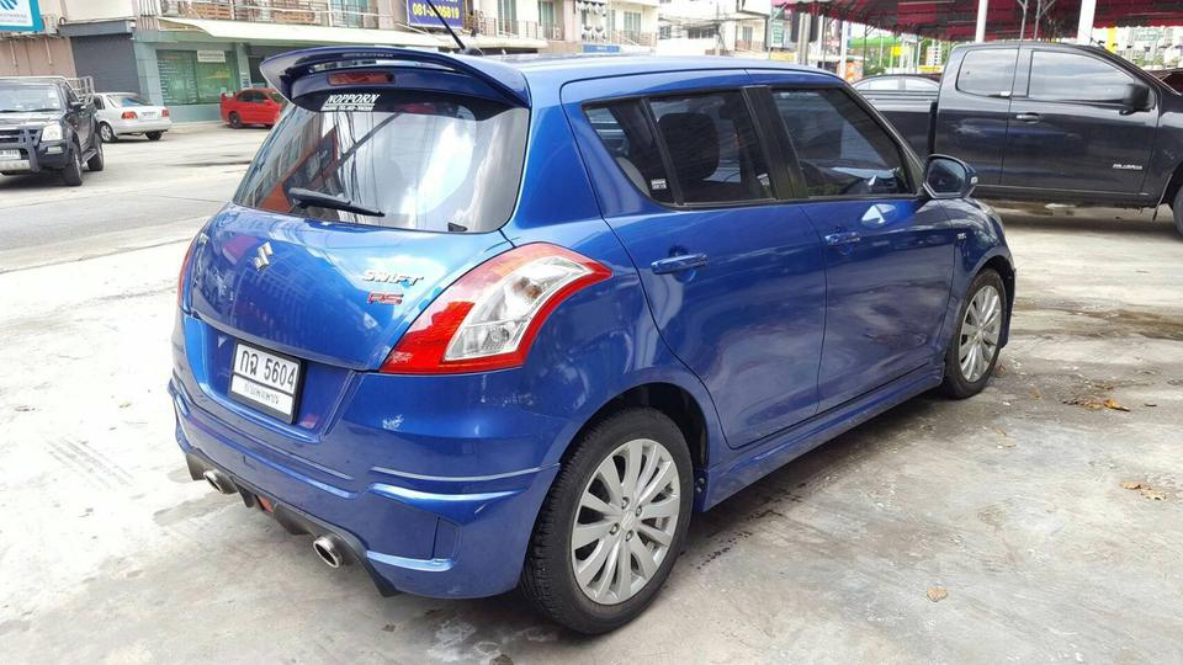 Suzuki SWIFT รูปที่ 4