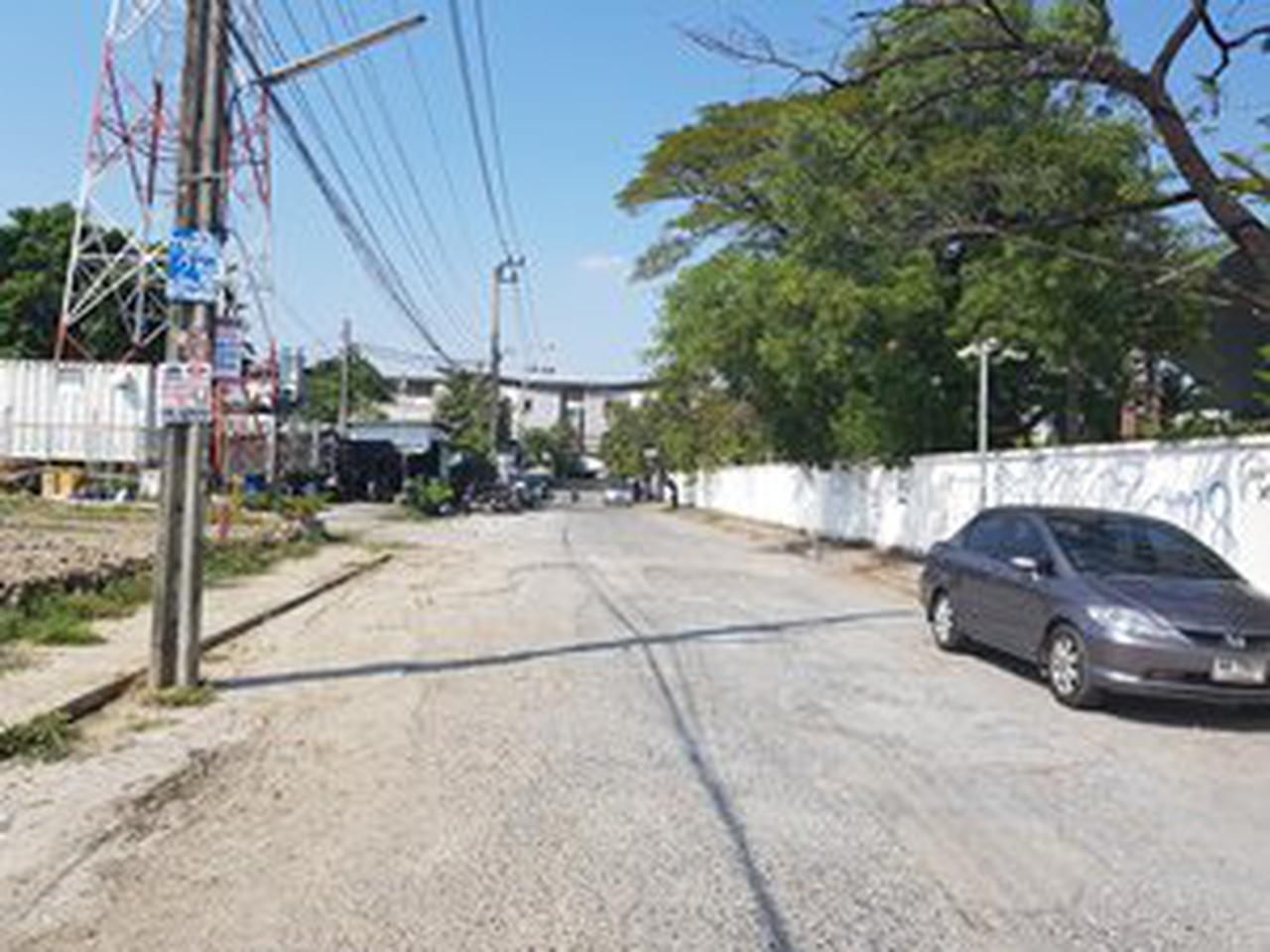 ที่ดินเปล่าถมแล้วให้เช่าในถนนนวมินทร์ กรุงเทพมหานคร รูปที่ 6