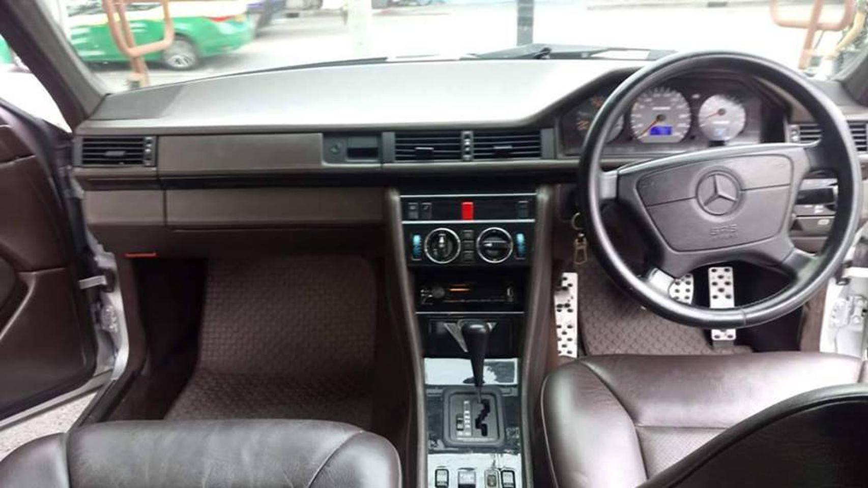 ขายรถเก๋ง Mercedez Benz W124 เขตบางเขน กรุงเทพ รูปที่ 3
