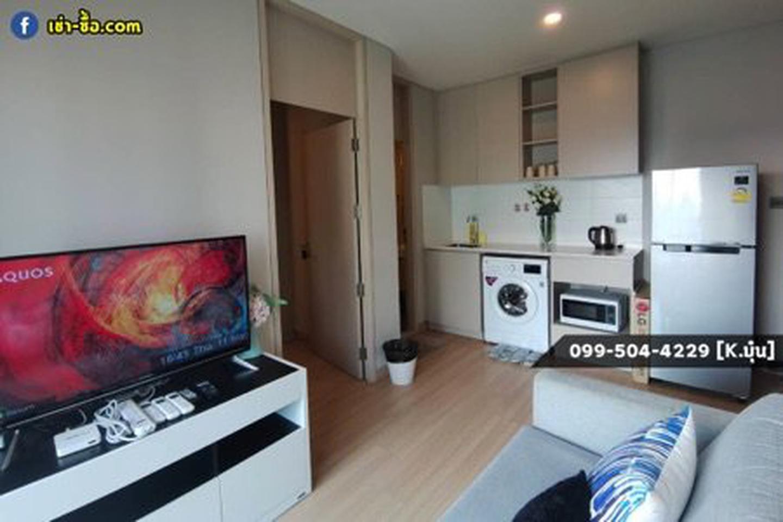 ให้เช่า คอนโด 2 ห้องนอน เครื่องใช้ครบครัน Lumpini Suite เพชรบุรี-มักกะสัน 43 ตรม. แถมยัง Built-In ทั้งห้องด้วยนะ รูปที่ 4