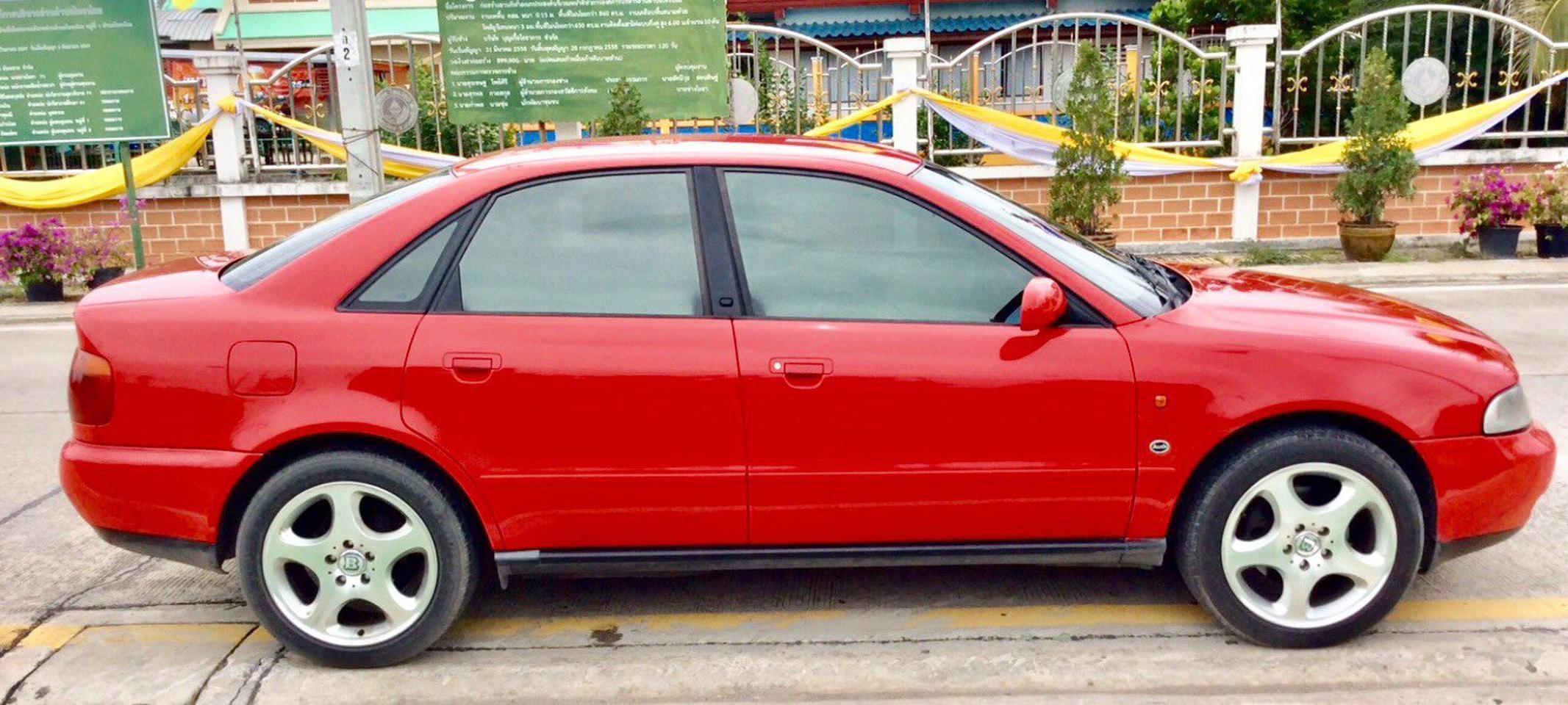 รถ AUDI A4 2.4 V6 รูปที่ 3