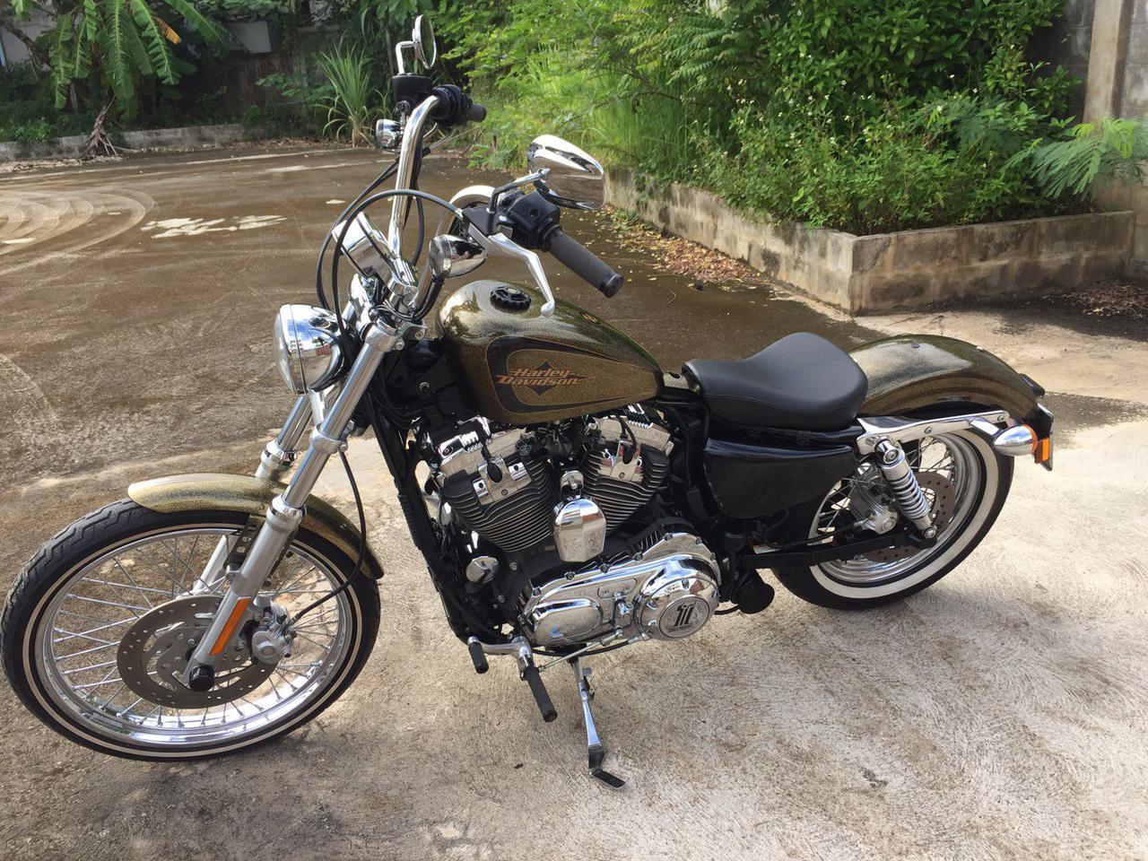 ขายมอเตอร์ไซค์ Harley Davidson seventy-two จังหวัดแพร่ รูปที่ 3