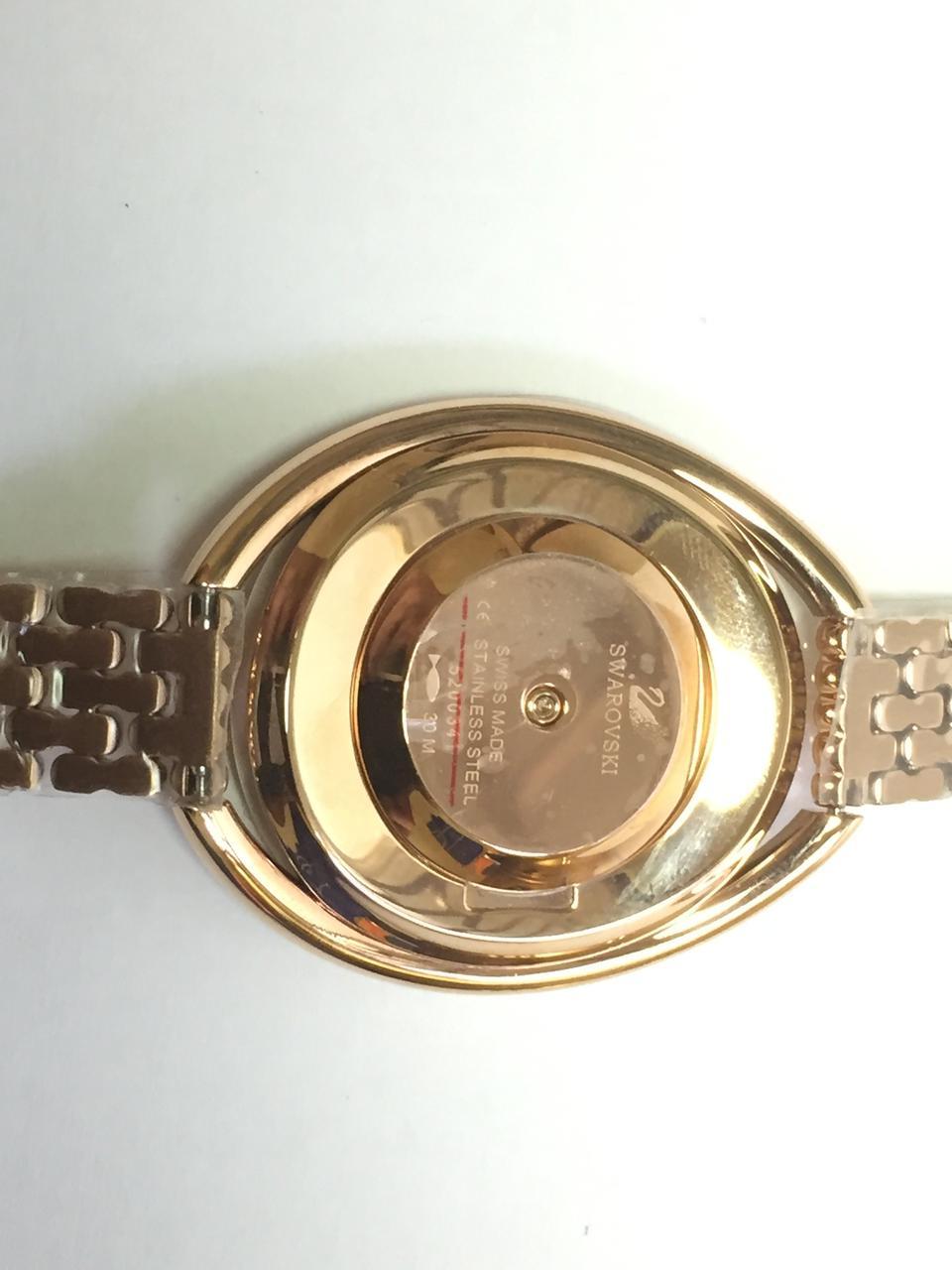 นาฬิกางาน  Swiss brand Swarovski รุ่น  5200341  Crystalline Oval watch รูปที่ 3