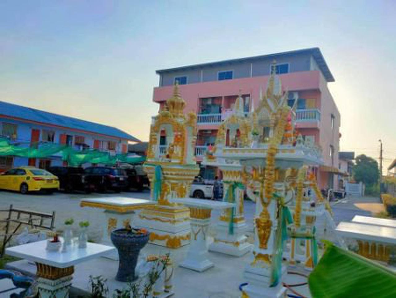 ให้เช่า อพาร์ทเม้นท์ หอพักตึกสีส้ม ขนาด 28 ตรว. พื้นที่ 112 ตรม. รูปที่ 5