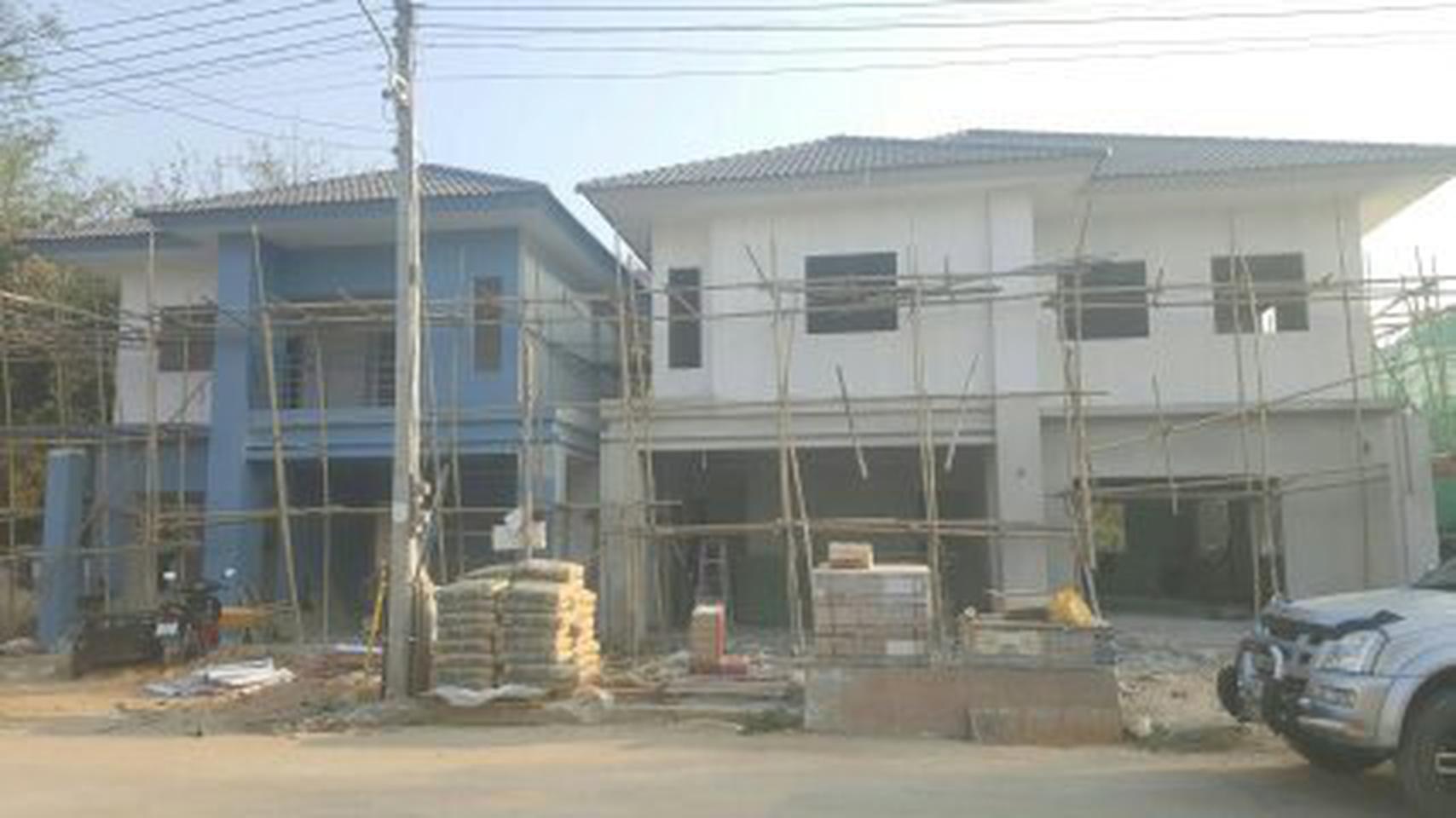 บ้านเดี่ยวเชียงใหม่ในหมู่บ้านบุรีทาน่า รูปที่ 2