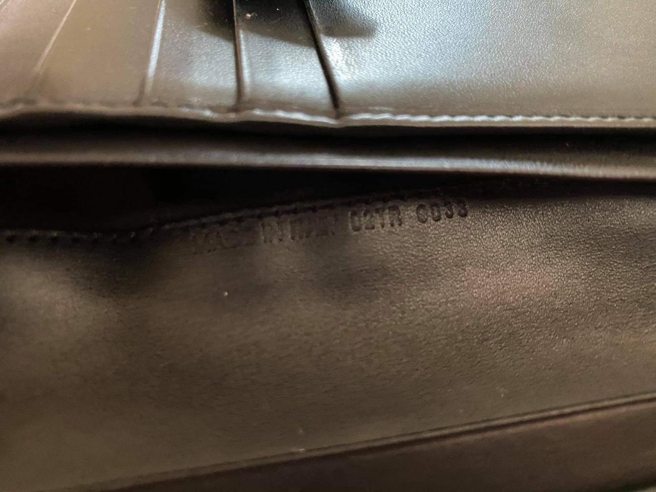 กระเป๋าตังdior แท้ รูปที่ 2