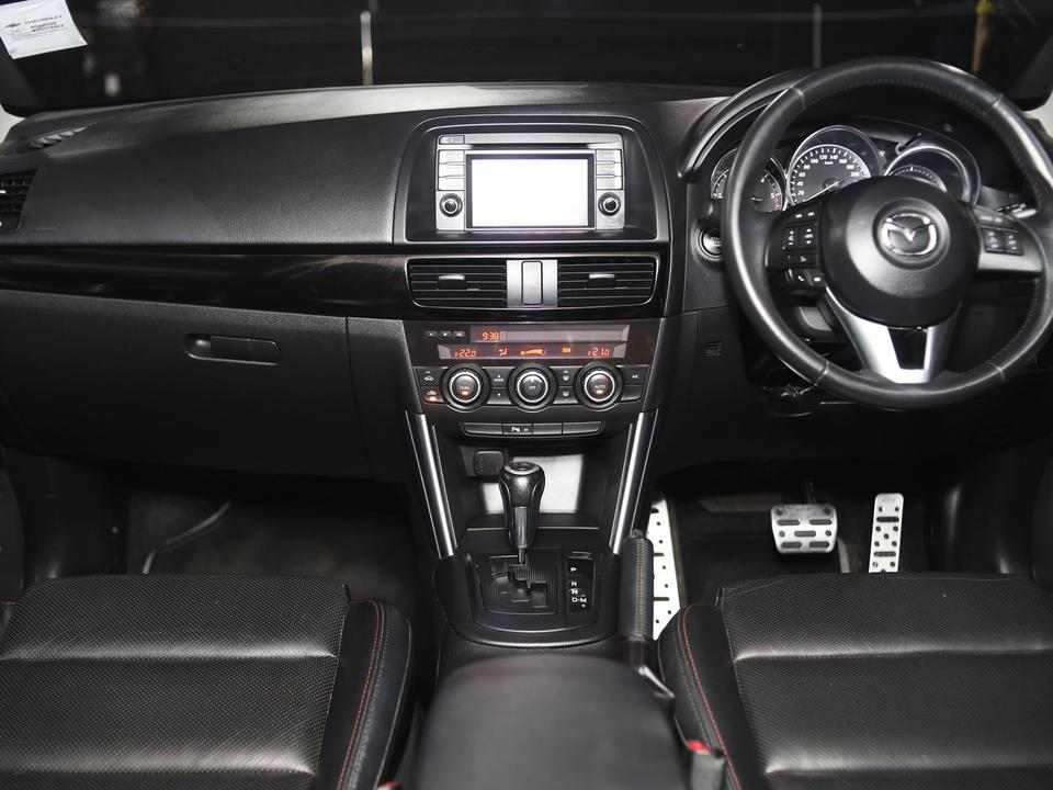 MAZD CX-5 2.2 XDL AT 2013 รูปที่ 3