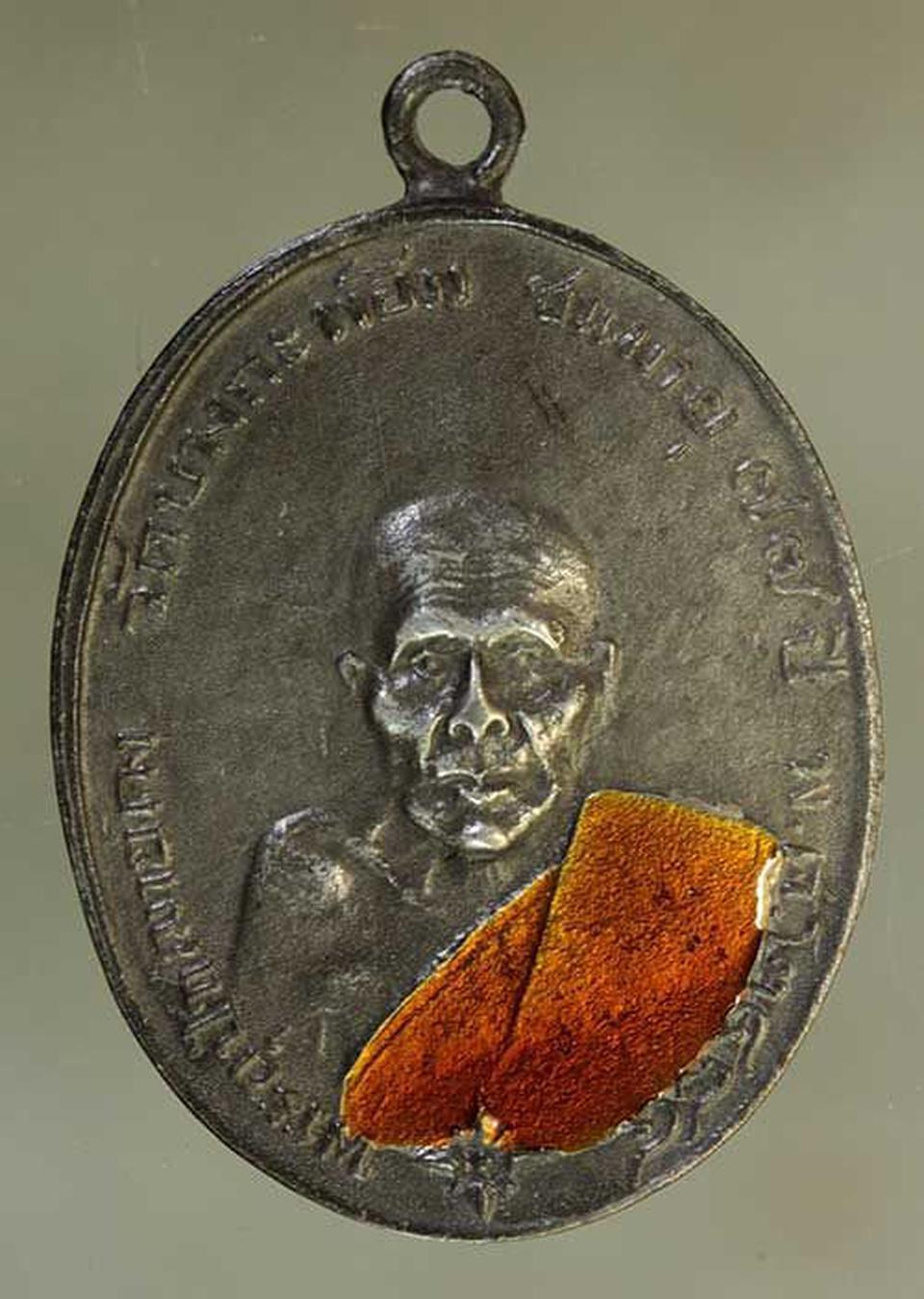 เหรียญ หลวงพ่อคง วัดบางกะพ้อม เนื้อเงิน  j87 รูปที่ 2