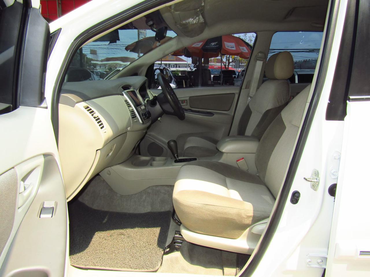 2012 Toyota Innova 2.0 (ปี 11-15) G Wagon รูปที่ 3