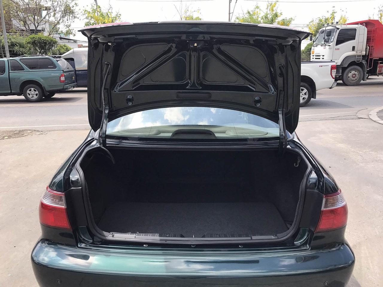 HONDA ACCORD 2.3 auto รุ่นงูเห่า ปี2001 รถบ้านสวยเดิมกริบสุด รูปที่ 5