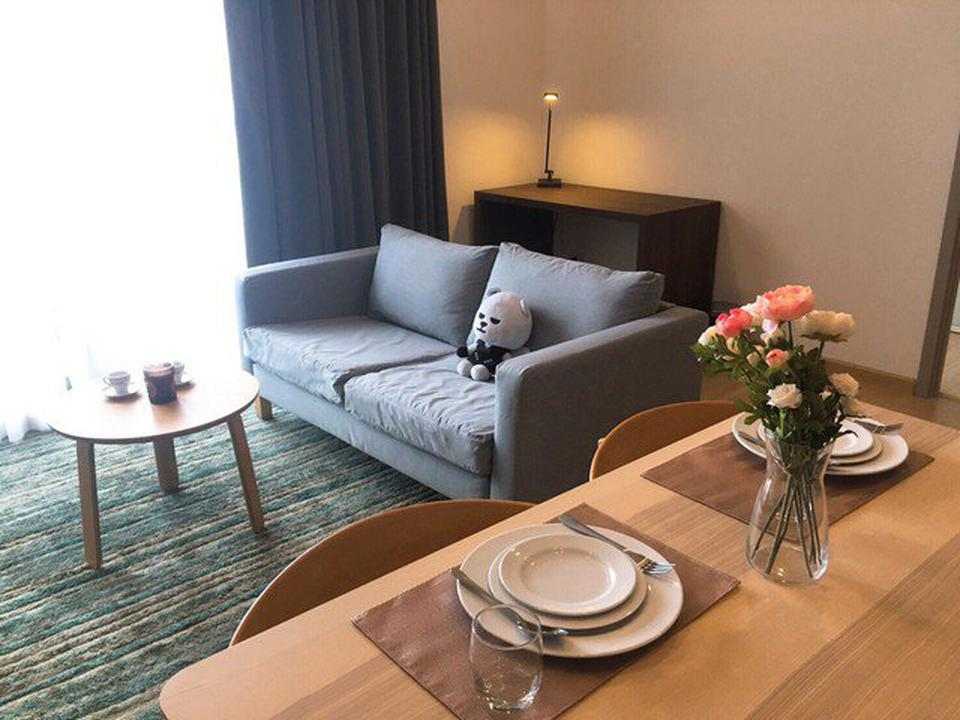Whizdom Connect 2 bedrooms for rent  รูปที่ 4