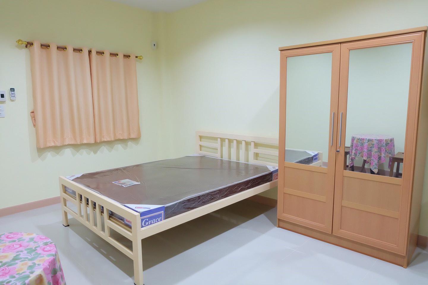 ห้องว่างให้เช่า หอพักสุขร่มไทร ใกล้บิ๊กซี จังหวัดลพบุรี รูปที่ 6