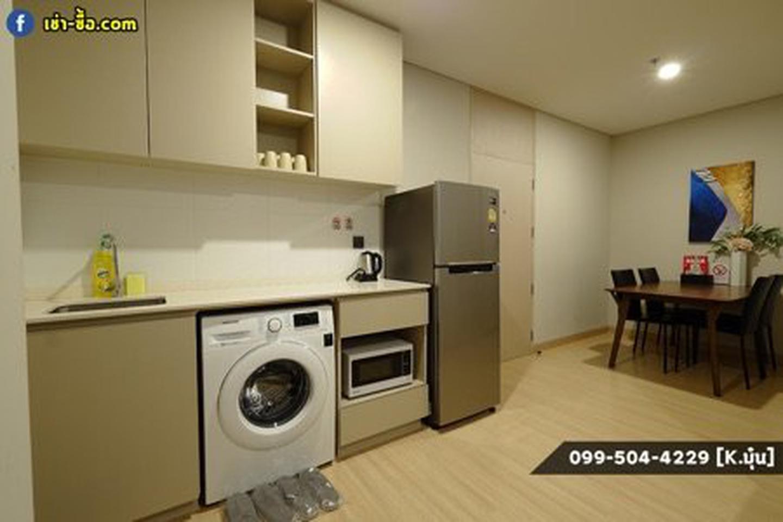 ให้เช่า คอนโด 2 ห้องนอน สะอาด สะดวก สบาย Lumpini Suite เพชรบุรี-มักกะสัน 43 ตรม. แถมยัง Built-In ทั้งห้องอีกนะ รูปที่ 4