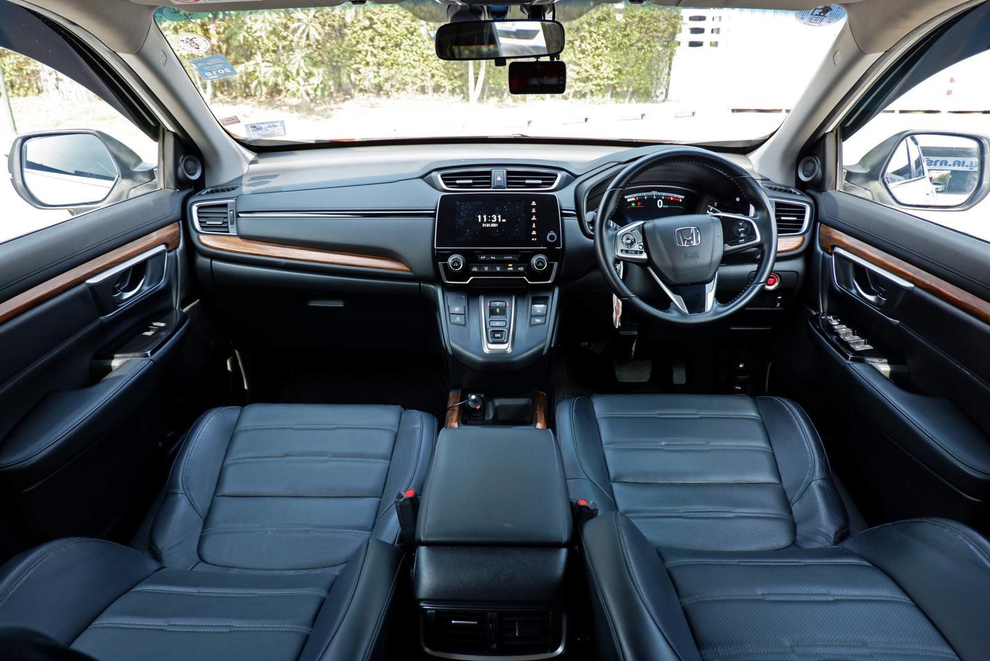 Honda CRV รูปที่ 6