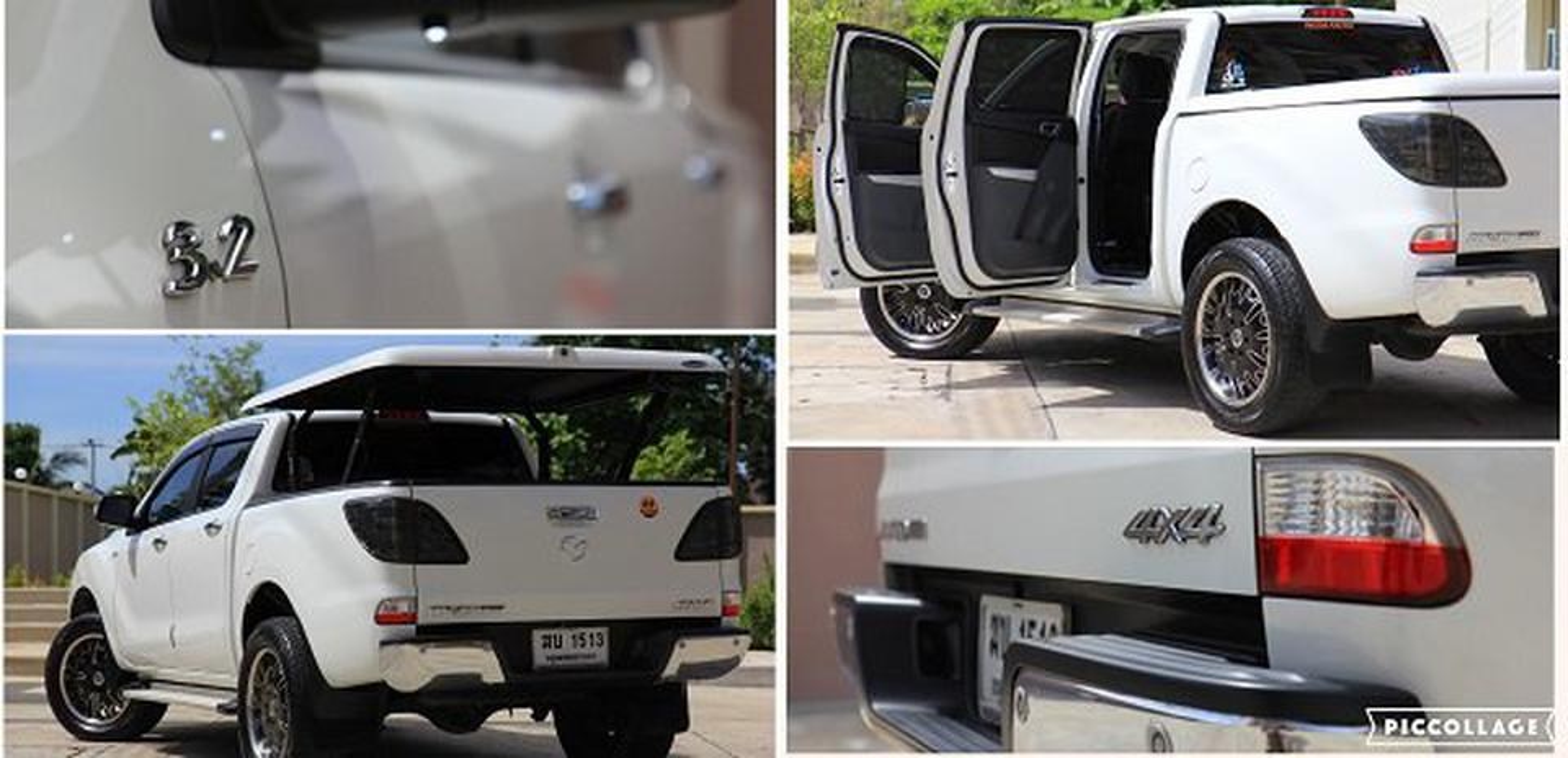ขายรถปิคอัพ 4 ประตูยกสูง Mazda  BT50 Pro เขตปทุมวัน กทม รูปที่ 2