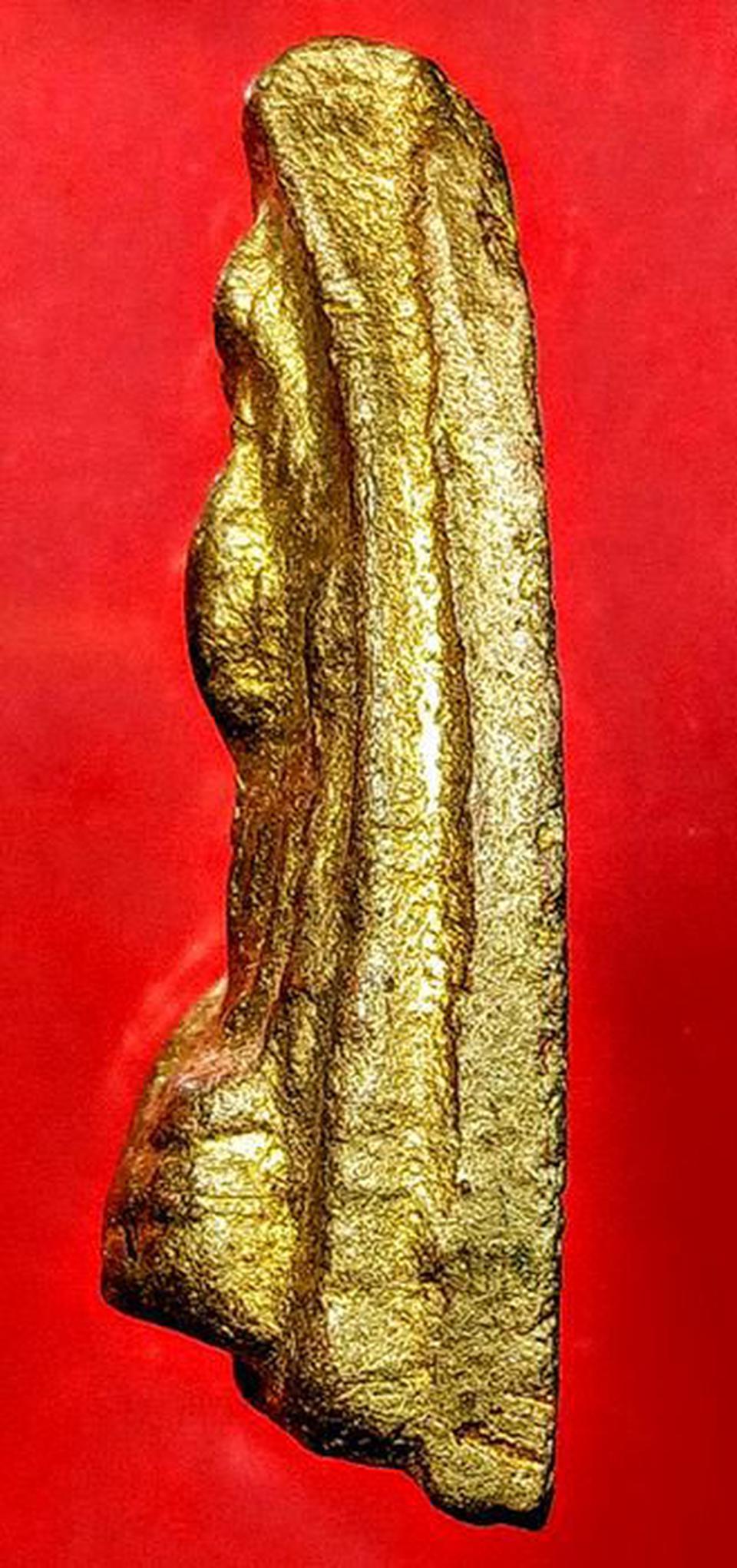 พระพุทธชินราช เนื้อดิน หลวงปู่ยิ้ม วัดเจ้าเจ็ด จ.อยุธยา รูปที่ 1