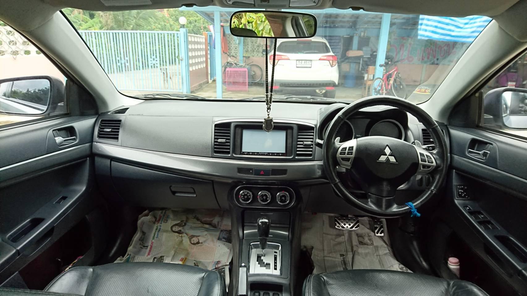 ขายรถยนต์  Mitsubishi Lancer จ.นครนายก รูปที่ 5