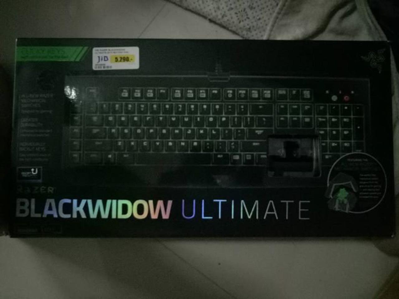 คีบอร์ด blackwidow untimate รูปที่ 1