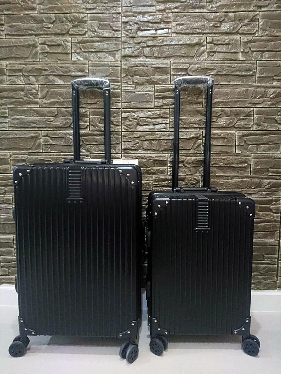 กระเป๋าเดินทาง ขอบอลูมิเนียม รุ่น คัลเลอร์ฟูล รูปที่ 4