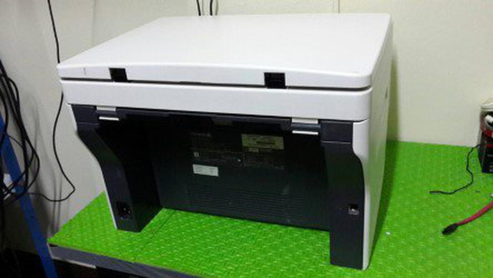 เครื่องปริ้นเตอร์ เลเซอร์ Fuji Xerox (M215b) รูปที่ 5