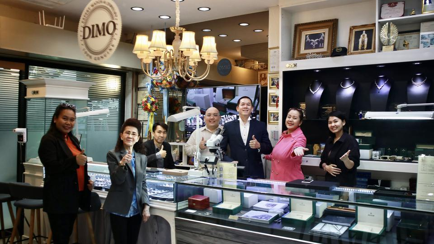 DIMO รับฝากขาย รับซื้อนาฬิกาแบรนด์เนมมือสองของแท้ ราคายุติธรรม รูปที่ 1