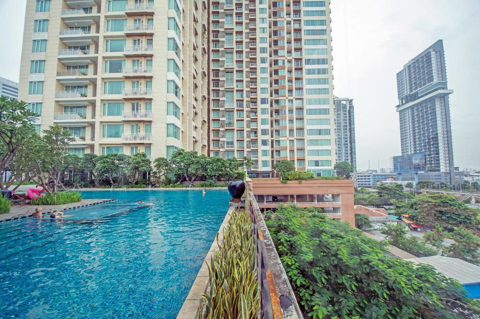 For rent  The Empire Place รูปที่ 4