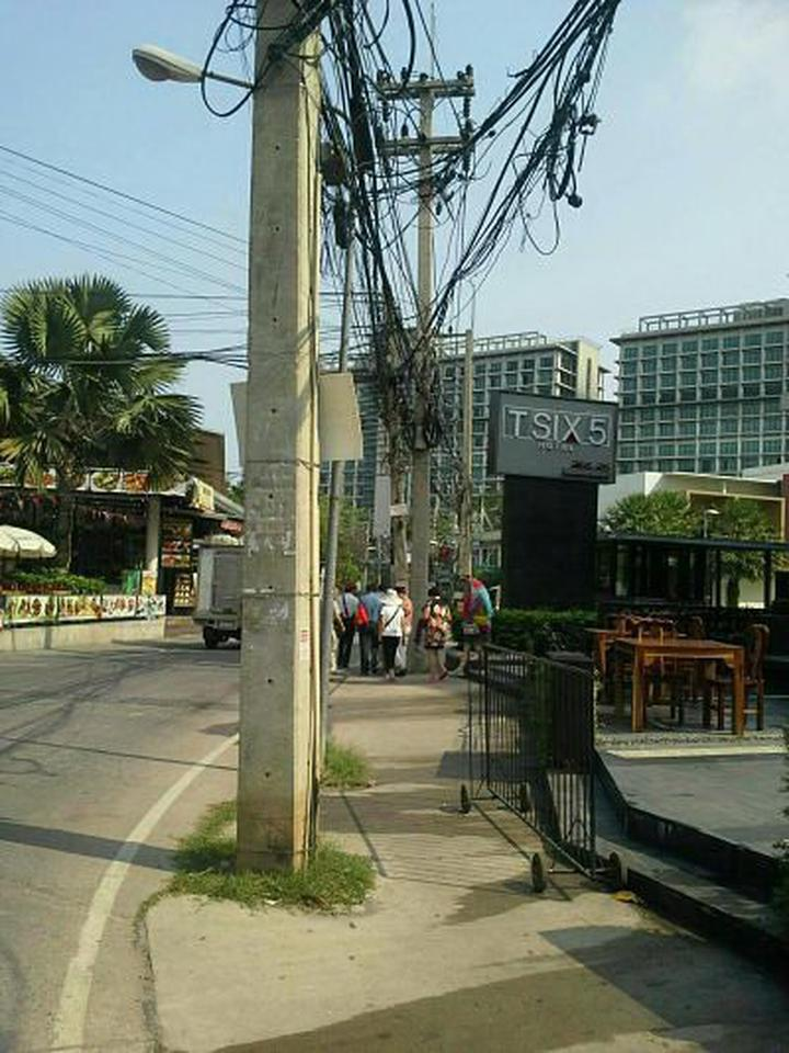 Land Pattaya  Na Klua area  880 sq.m very good land for doin รูปที่ 2