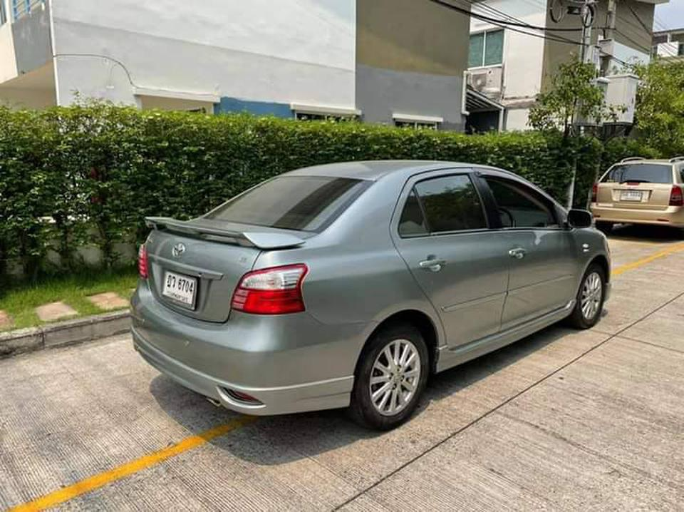 Toyota Vios 1.5E A/T ปี 2010 รูปที่ 3