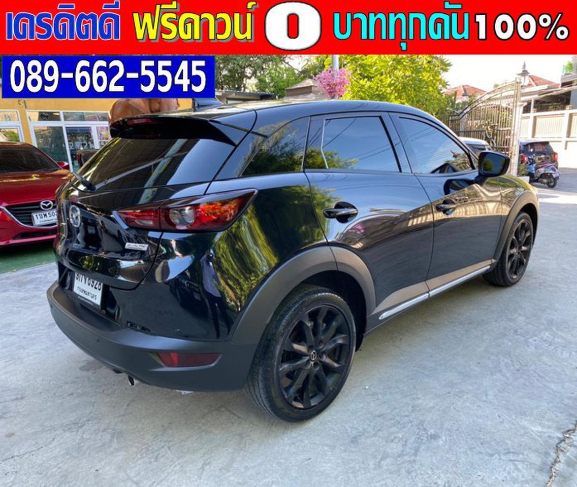 2019 Mazda CX-3 2.0  SP รุ่นTOP SUNROOF ไมล์วิ่ง40,xxxกม. รูปที่ 4