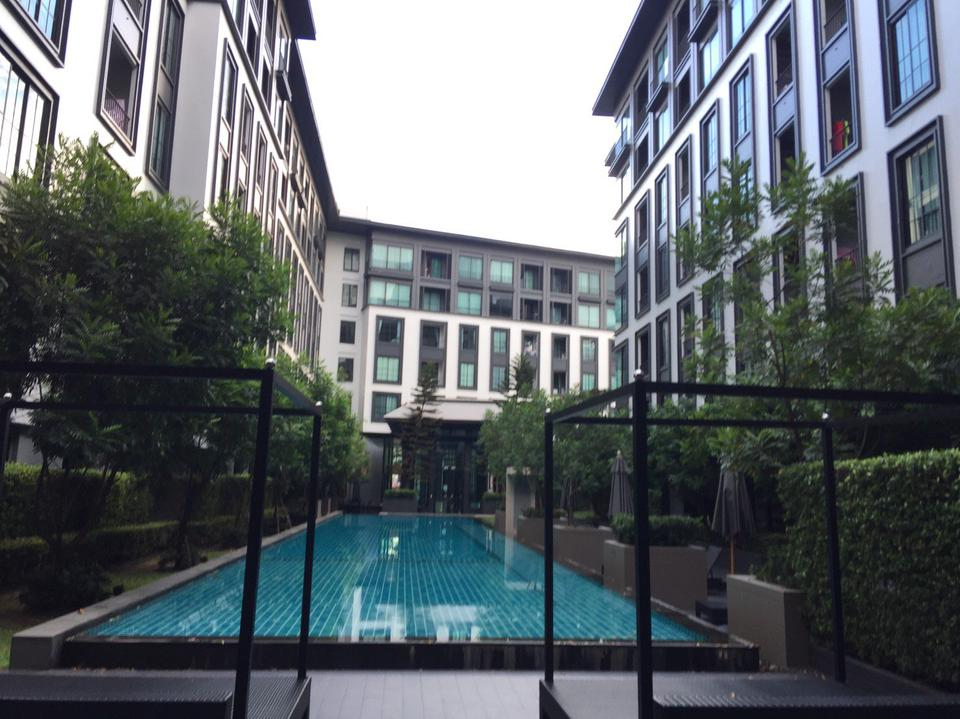 The Reserve เกษมสันต์3/ 1bed 1bath full furnished for rent! รูปที่ 6