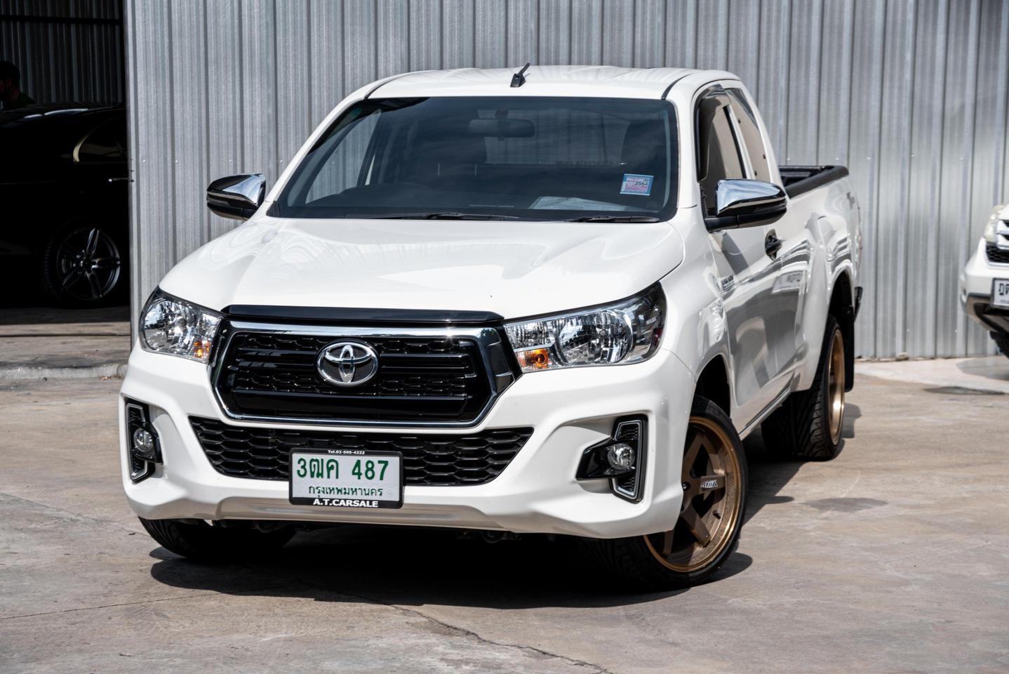 Toyota Revo Smartcab 2.4 J Plus Z Edition รูปที่ 1