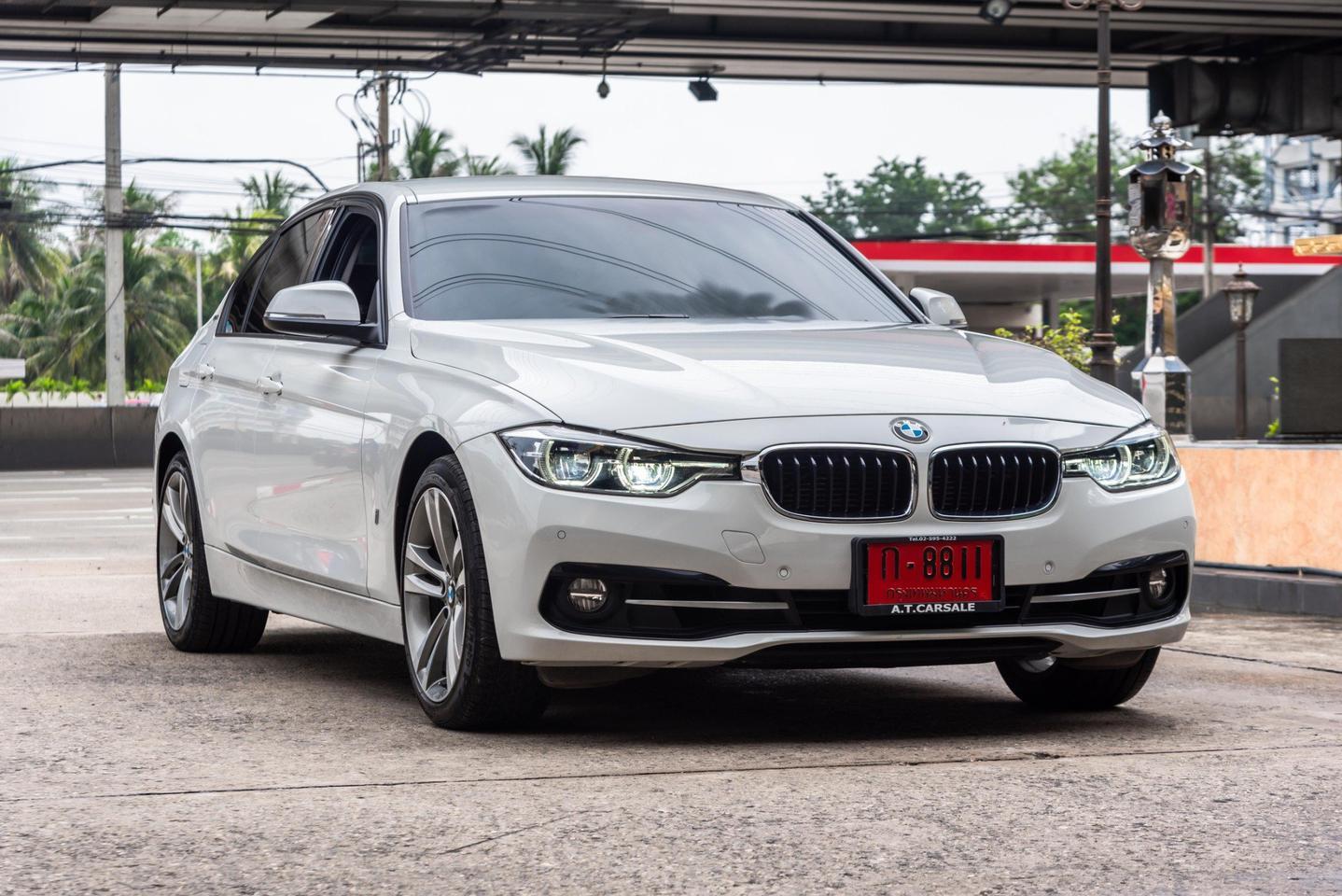 BMW All New Series3(F30) 330e M Sport Plug In Hybrid.2018 รูปที่ 5