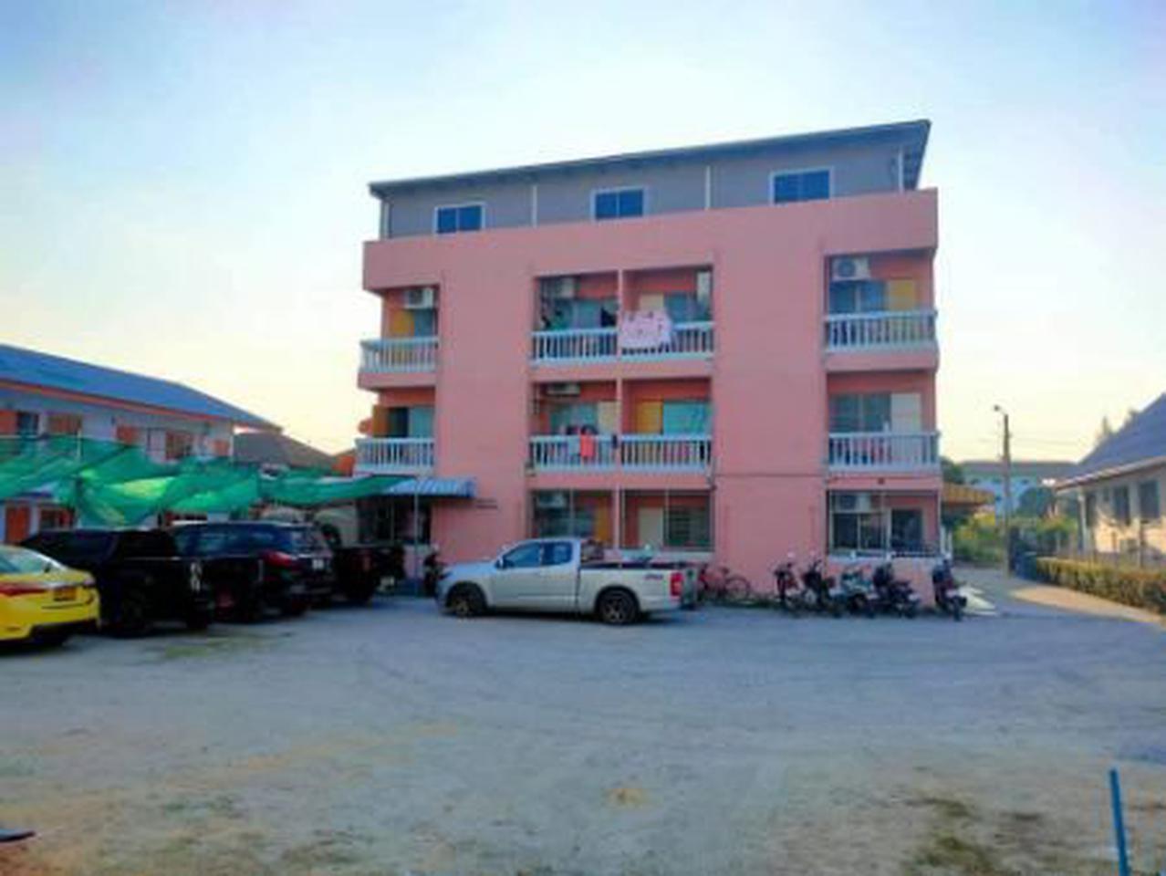 ให้เช่า อพาร์ทเม้นท์ หอพักตึกสีส้ม ขนาด 28 ตรว. พื้นที่ 112 ตรม. รูปที่ 4