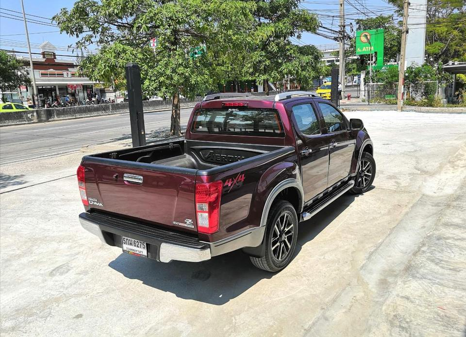 ISUZU ALL NEW DMAX H/L DOUBLE CAB 3.0 VGS.Z.V-CROSS  ปี 2012  รูปที่ 3