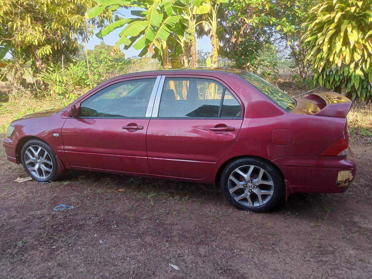 ขออนุญาต admin ขาย Mitsubishi cedia ปี 2003 1.6 auto พร้อมใช้ รถวิ่งดีมาก ระบบไฟฟ้าครบ รูปที่ 6