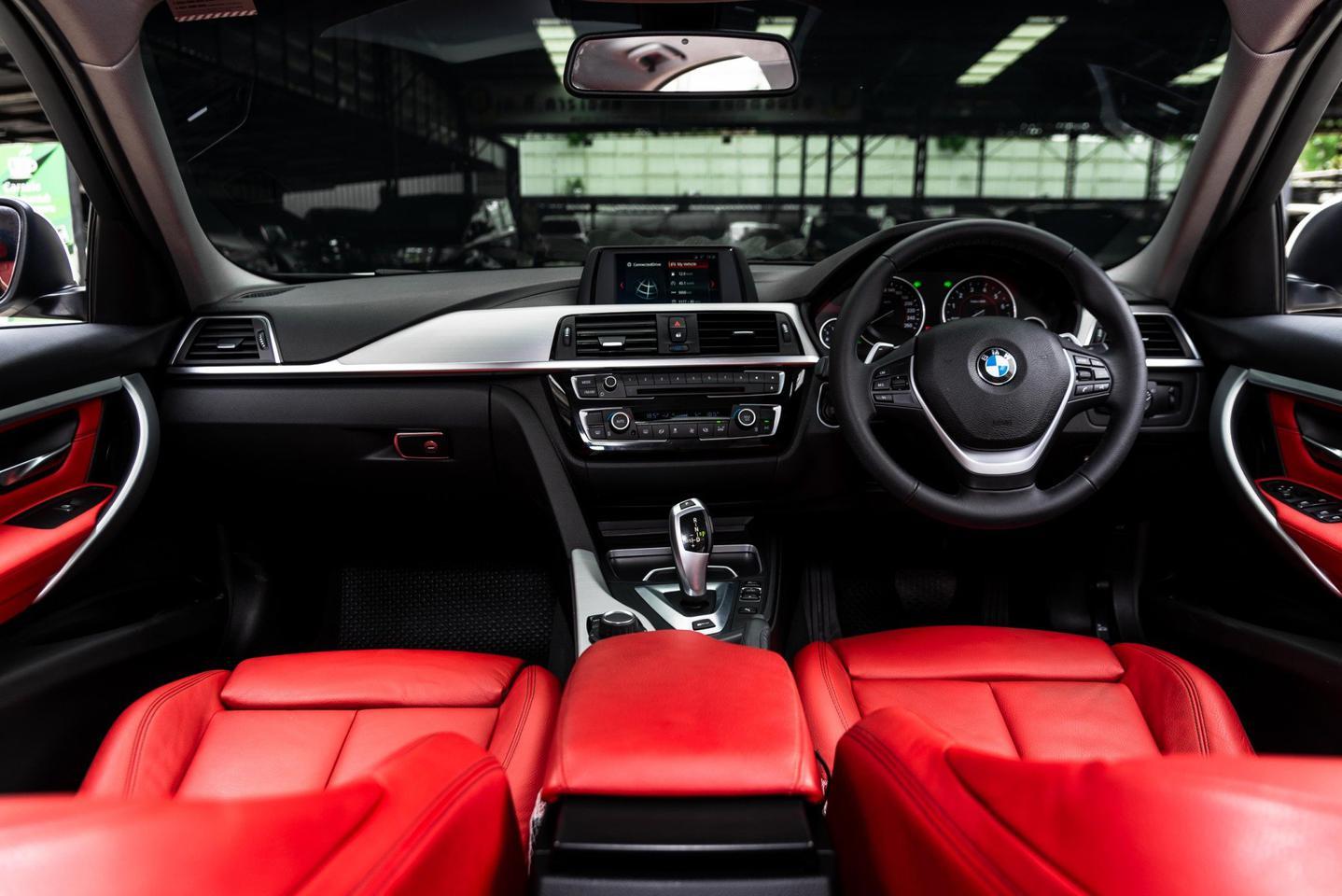 BMW All New Series3(F30) 330e M Sport Plug In Hybrid.2018 รูปที่ 3