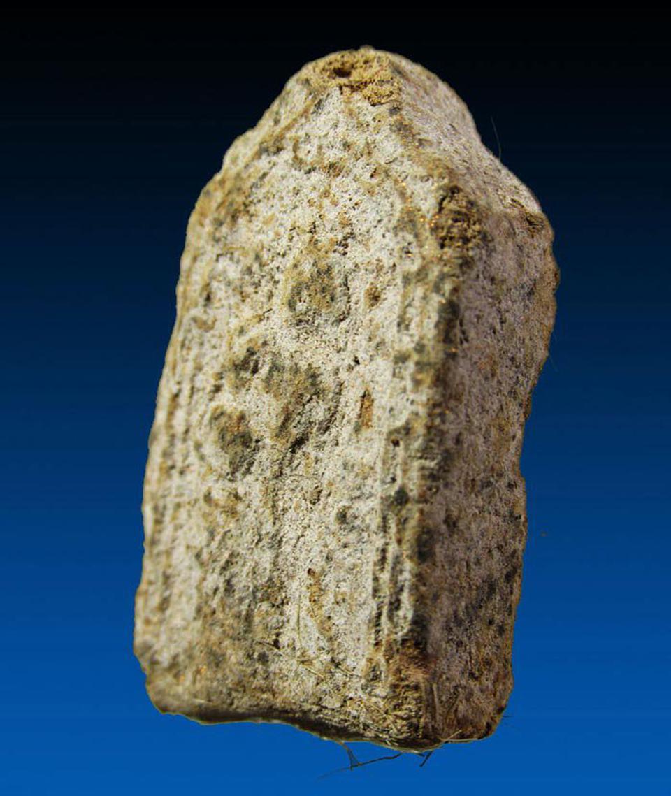 พระสิวลีผงพรายกุมาร  เนื้อยานัตถ์ หลวงปู่ทิม วัดละหารไร่ ปี2515 รูปที่ 3