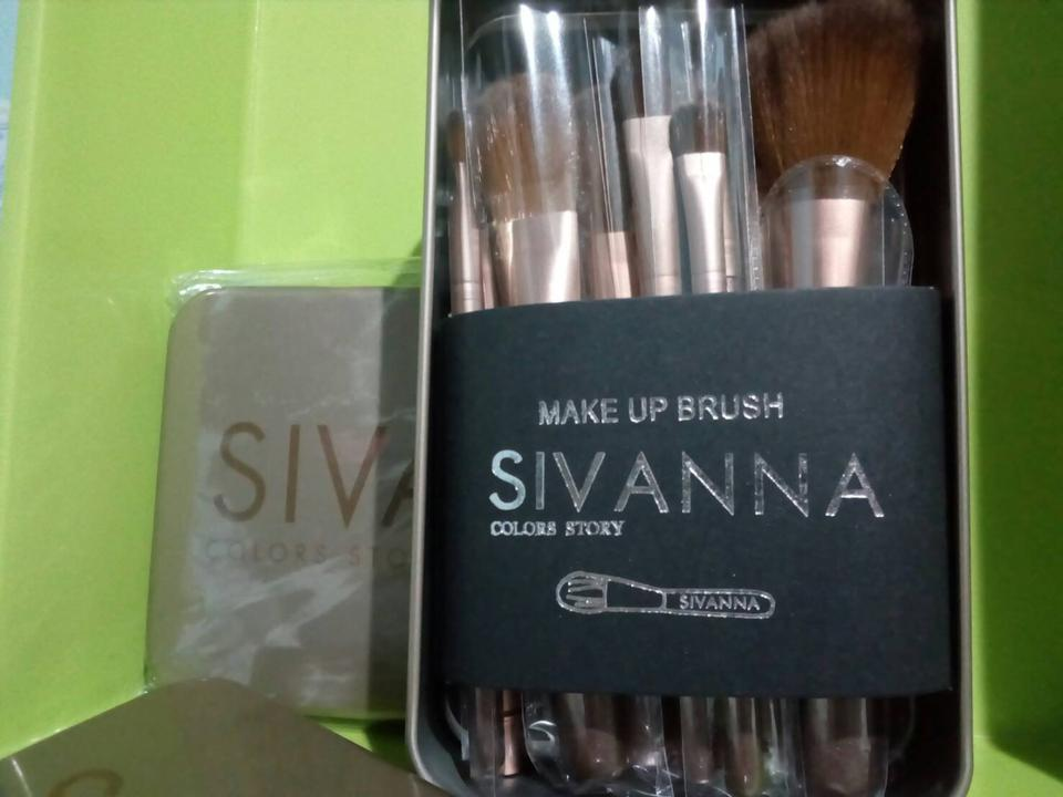 SIVANNA Colors Story Brush Make Up รูปที่ 1