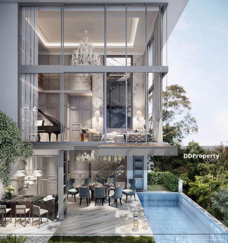 ขายบ้านเดี่ยว 649 residence Luxury Maisons  รูปที่ 4