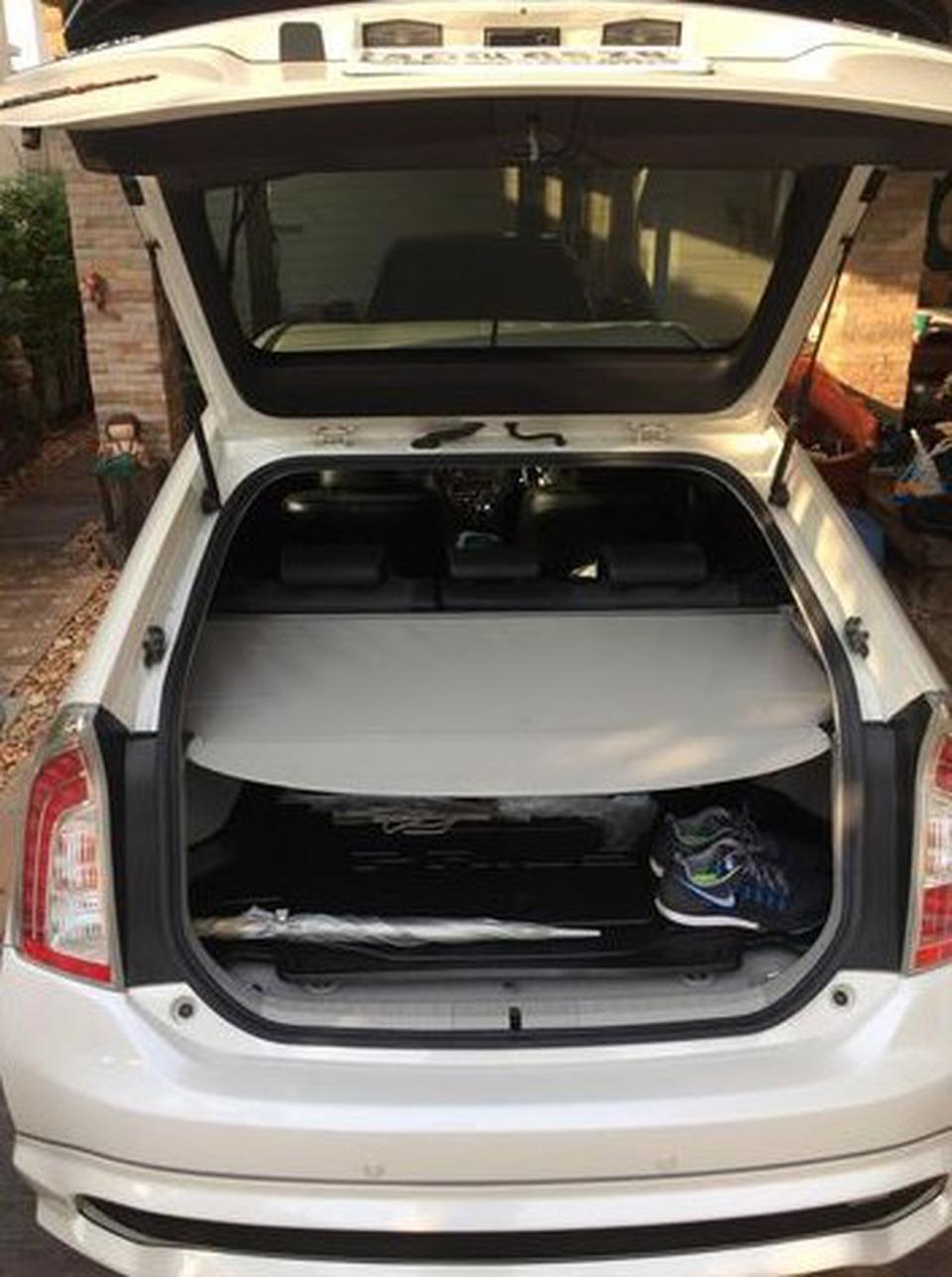 ขายรถยนต์ Toyota Prius ลำลูกกา ปทุมธานี รูปที่ 5