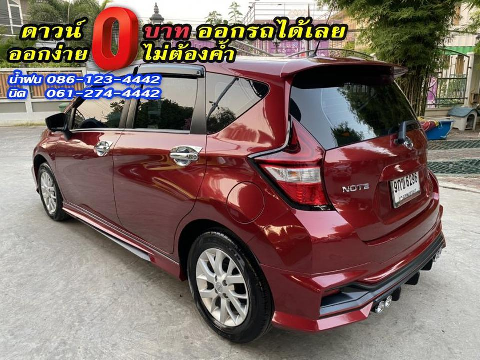 NISSAN NOTE 1.2VL 2019 รูปที่ 3