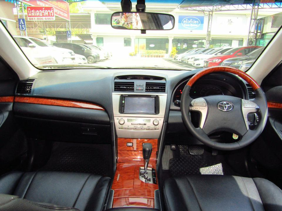 TOYOTA CAMRY 2.0 G EXTREMO ปี2012 รูปที่ 4