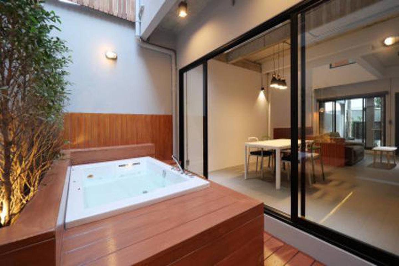 For Rent Modern Loft Townhome 2 Storeys in Sukhumvit 49 28sqw. near BTS Thonglor รูปที่ 6
