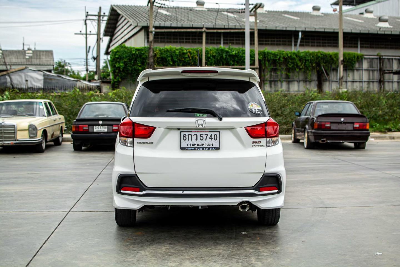 รถบ้านเดิมๆ ปี 2017 HONDA MOBILIO1.5 RS SUV 7ที่นั่ง  รูปที่ 3